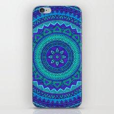 Hippie mandala 55 iPhone & iPod Skin