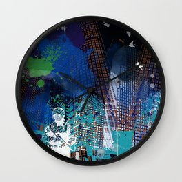 A tale of two cities 2 Wall Clock