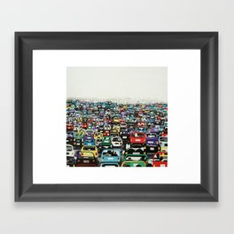 G.R.A. Framed Art Print