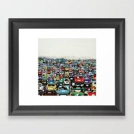 G.R.A. Framed Art Print