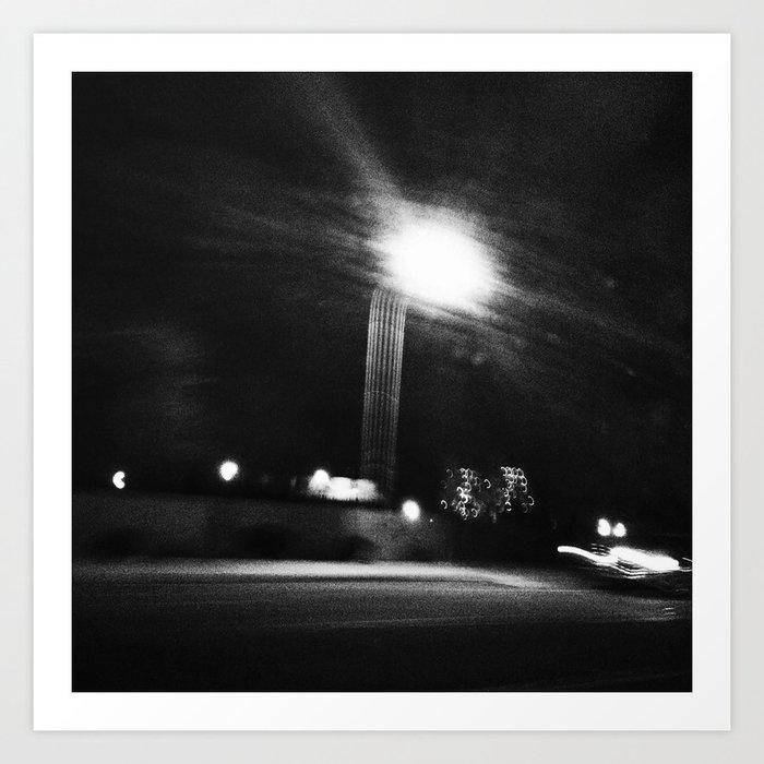night 1 Art Print