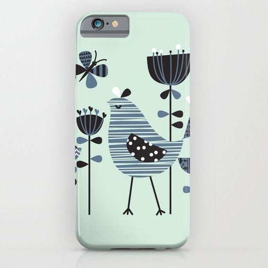 Chirpy Chirp Tweet iPhone & iPod Case