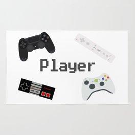 Player Rug