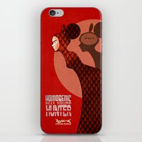 bjork iPhone & iPod Skins featuring Bjork by Martynas Juchnevicius