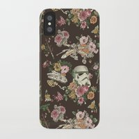 crazy iPhone & iPod Cases featuring Botanic Wars by Josh Ln