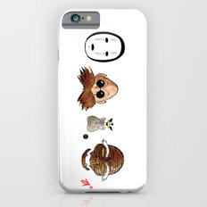 Make the Unlikeliest of Friends, Wherever You Go 2 Slim Case iPhone 6s