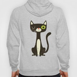 Black Cat Hoody