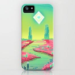 PHAZED PixelArt 3 iPhone Case