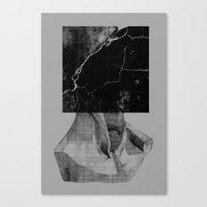 A Square Canvas Print