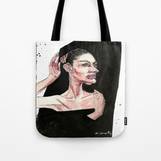 Do I Have To Stay Still? Tote Bag