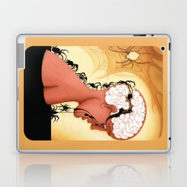 The Brain Mechanics of Repetitive Thinking Laptop & iPad Skin