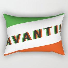 AVANTI! - Living Hell Rectangular Pillow