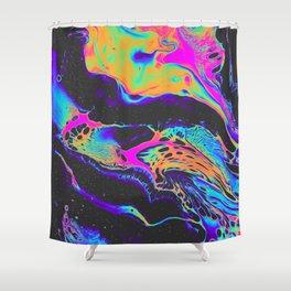 VIDE NOIR Shower Curtain