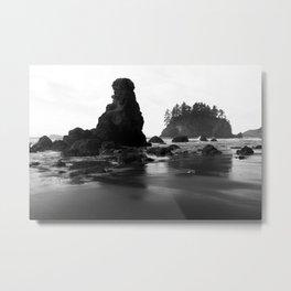 Trinidad State Beach, Humboldt County California Metal Print