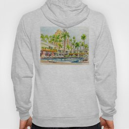 The Hollywood Roosevelt Pool Hoody