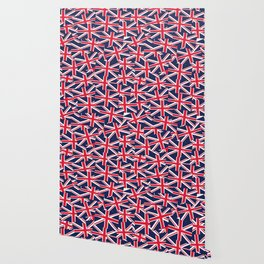 Union Jack Flags Wallpaper