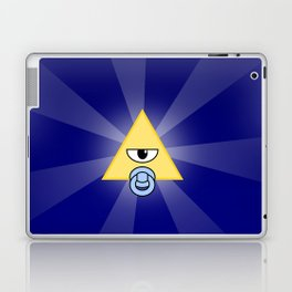Baby Yahweh Laptop & iPad Skin