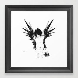 Duster Framed Art Print