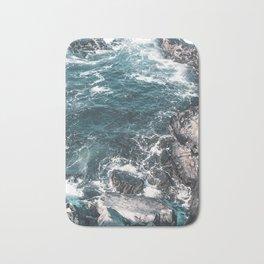 Ocean Conservation - 10% of Proceeds to Conservation Efforts Bath Mat