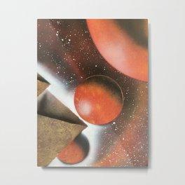 Ancient Space Metal Print