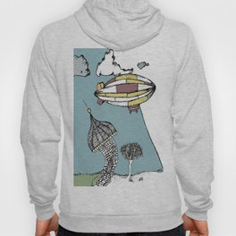 A Big Zeppelin Adventure Hoody