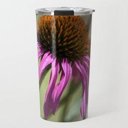 Late Summer Coneflower Travel Mug