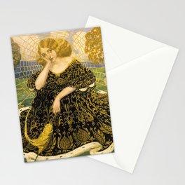 GOLDEN YARN - EDWARD OKUN  Stationery Cards