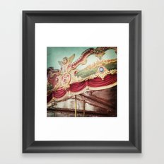 Merry. Merry. Framed Art Print