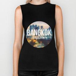 Bangkok - Cityscape Biker Tank