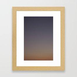 Gradiessence 2 Framed Art Print