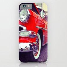 Classic red iPhone 6s Slim Case