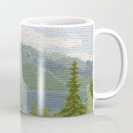 Found Tapestry Coffee Mug