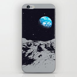 From the Moon iPhone Skin