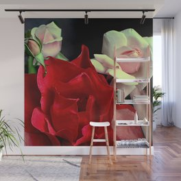 Roses For Mom Wall Mural