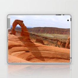 Delicate Arch A Famous Landmark Laptop & iPad Skin