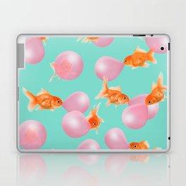 BUBBLEGUM GOLDFISH Laptop & iPad Skin