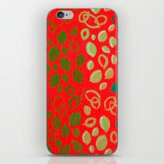 leaves iPhone & iPod Skin