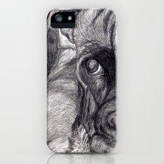 Mastiff iPhone (5, 5s) Slim Case