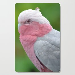 Beautiful Rose Breasted Cockatoo Cutting Board