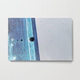 Blue Glow #2 Metal Print