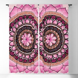 The Lotus Series - Blossom Blackout Curtain