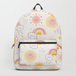 RAINBOW FRIENDS Backpack