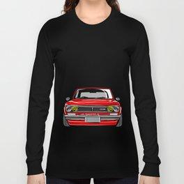 HAKOSUKA Long Sleeve T-shirt