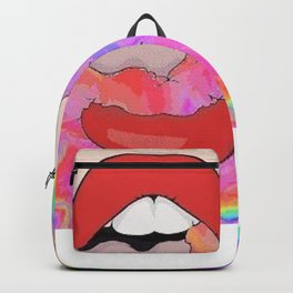 lost in the colors Backpack