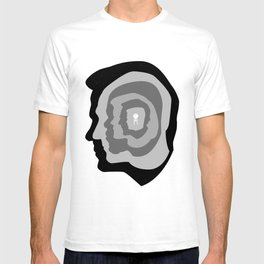Star Trek Head Silhouettes T-shirt
