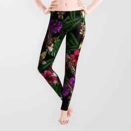 Tropical Koi Leggings