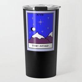 Star Tarot Travel Mug
