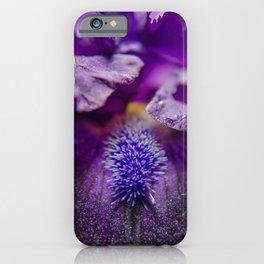 Stigma of Iris Nature / Floral / Botanical Photograph iPhone Case