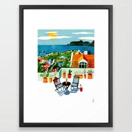 St James Framed Art Print