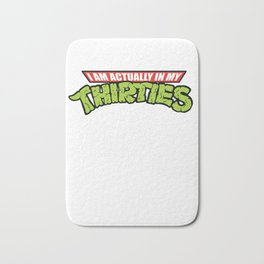 thirties Bath Mat